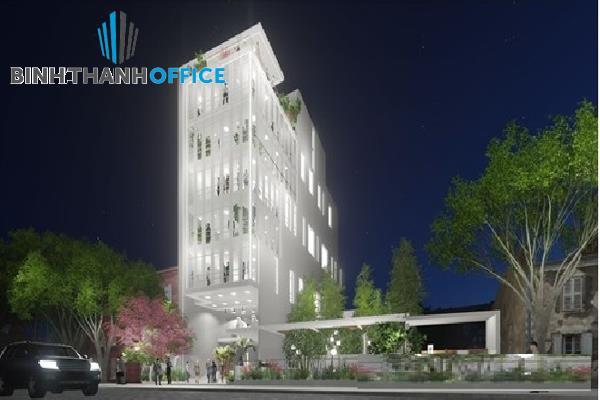 văn phòng cho thuê quận bình thạnh - cao ốc CINOTEC BUILDING